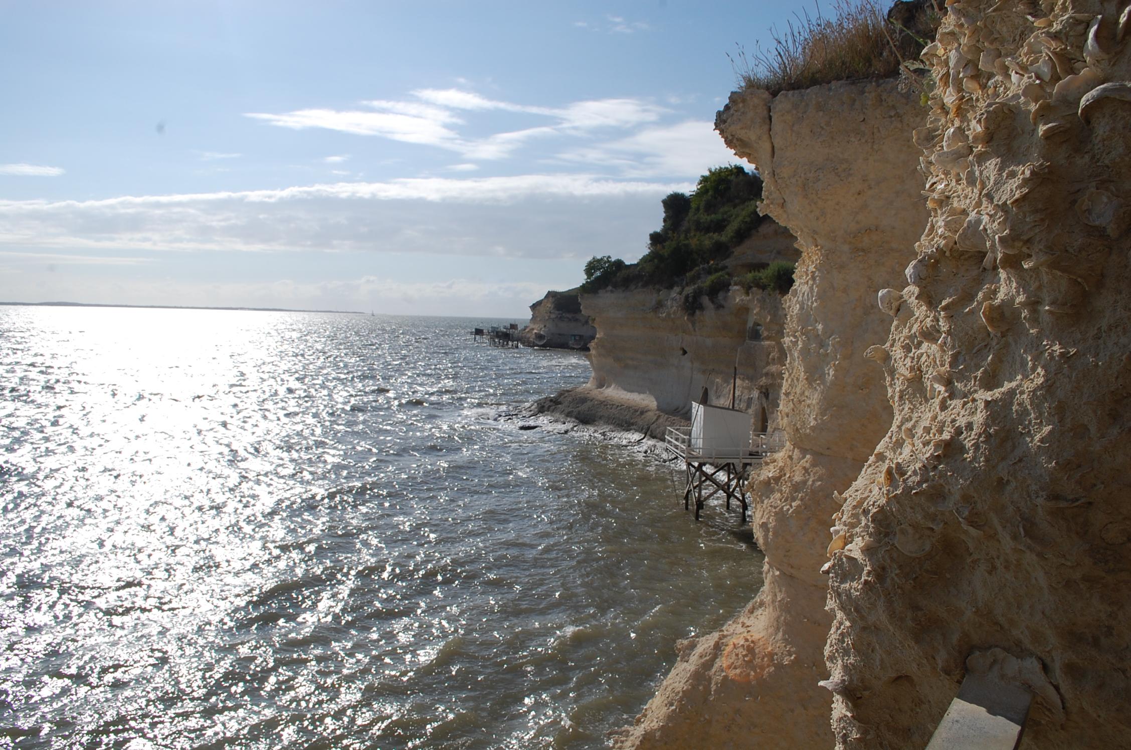Grottes du Régulus à Meschers-sur-Gironde