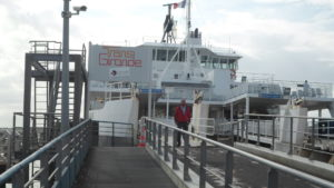 Port de Royan, Bac de royan