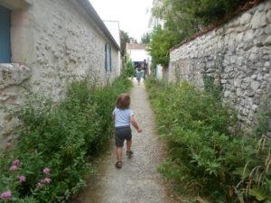 Ruelle de Talmont-sur-Gironde