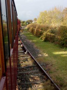 Voyage à bord du Train des Mouettes