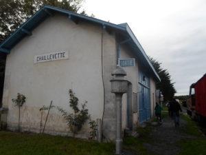 Gare de Chaillevette