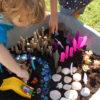 Atelier jardinage, Mini Jardin!