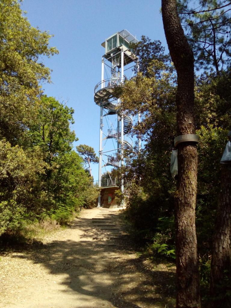 Tour de guet du parc de l'estuaire de St-Georges-de-Didonne