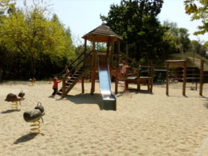 Parc Charruyer La Rochelle