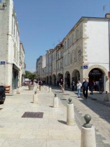 Vieux quartier de La Rochelle