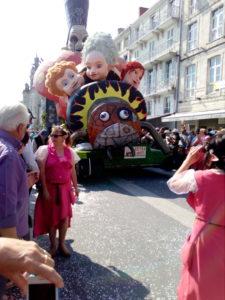 Char du carnaval de La Rochelle
