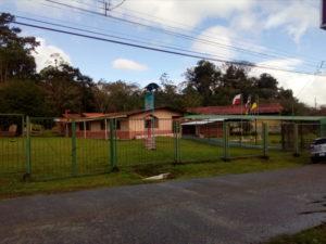 Ecole du village El Castillo