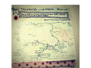 Voyage au Costa Rica en famille, carnet de voyage autour du pays.
