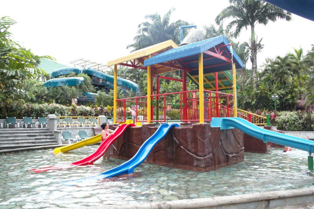 Aire de Jeux Baldi à La Fortuna, Costa Rica