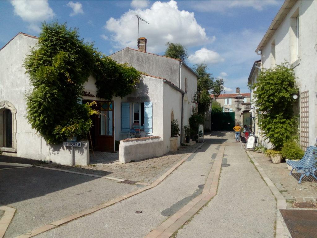Village de Mornac-sur-Seudre