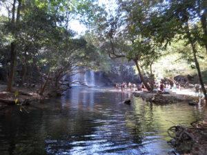 Cascade de Llenos de Cortes