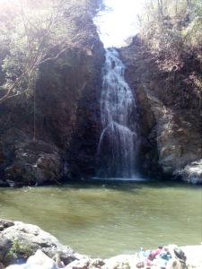 Cascade de Montezuma
