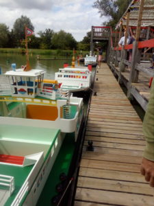 Port Miniature à St-Savinien