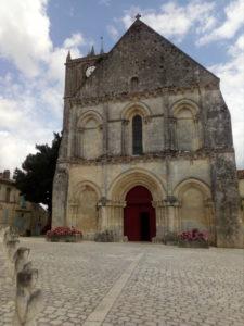 Eglise Romane de St-Savinien
