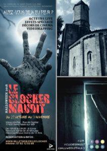 Halloween au Vieux Clocher de Saint-Palais-sur-Mer