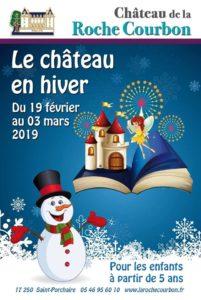 Chateau de la Roche Courbon à St-Porchaire