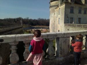 Château de la Roche Courbon à Saint-Porchaire
