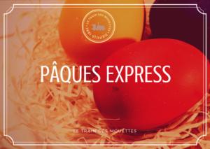 Pâques express Saujon
