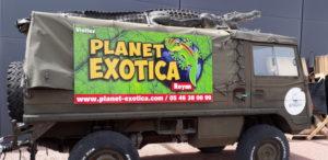 Planet Exotica à Royan