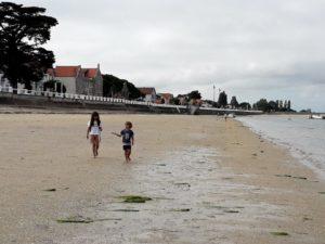 Plage de St-Trojan les Bains île d'Oléron