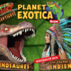 Maman, on va à Planet Exotica?