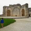 Découverte de l'abbaye de Trizay en famille!