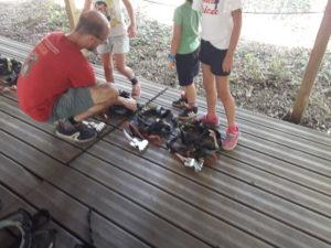 Parc aventure Coolongalook à Royan