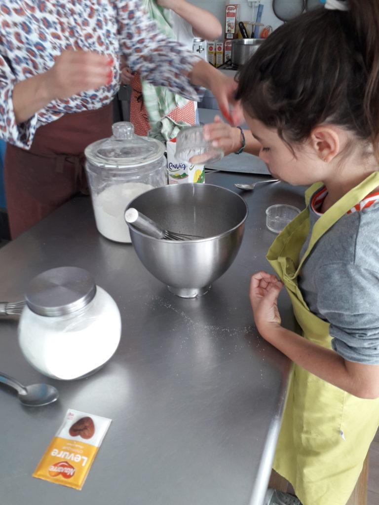 Atelier cuisine pour enfant à Royan