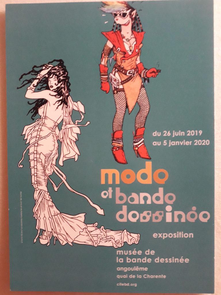 Musée de la BD à Angoulême