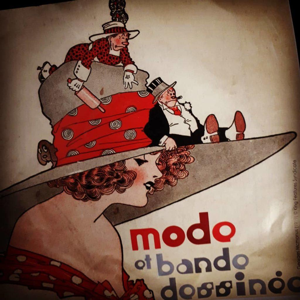 """Exposition """"Mode et Bande dessinée"""" à Angoulême à la Cité de la bande dessinée"""