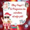 Programme des Animations de Noël!!!