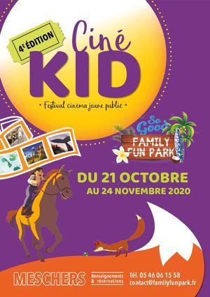 Ciné Kids Cinéma de Meschers-sur-Gironde