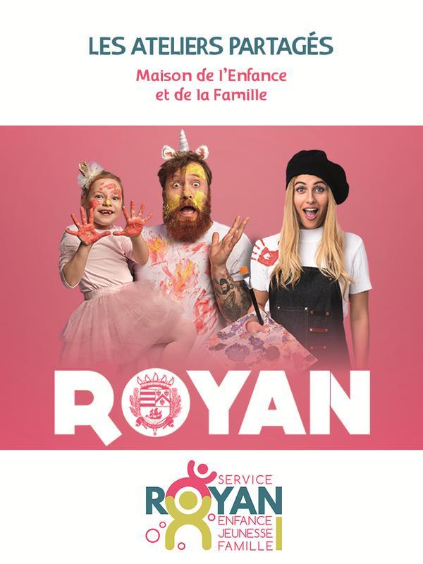 Les ateliers partagés à Royan