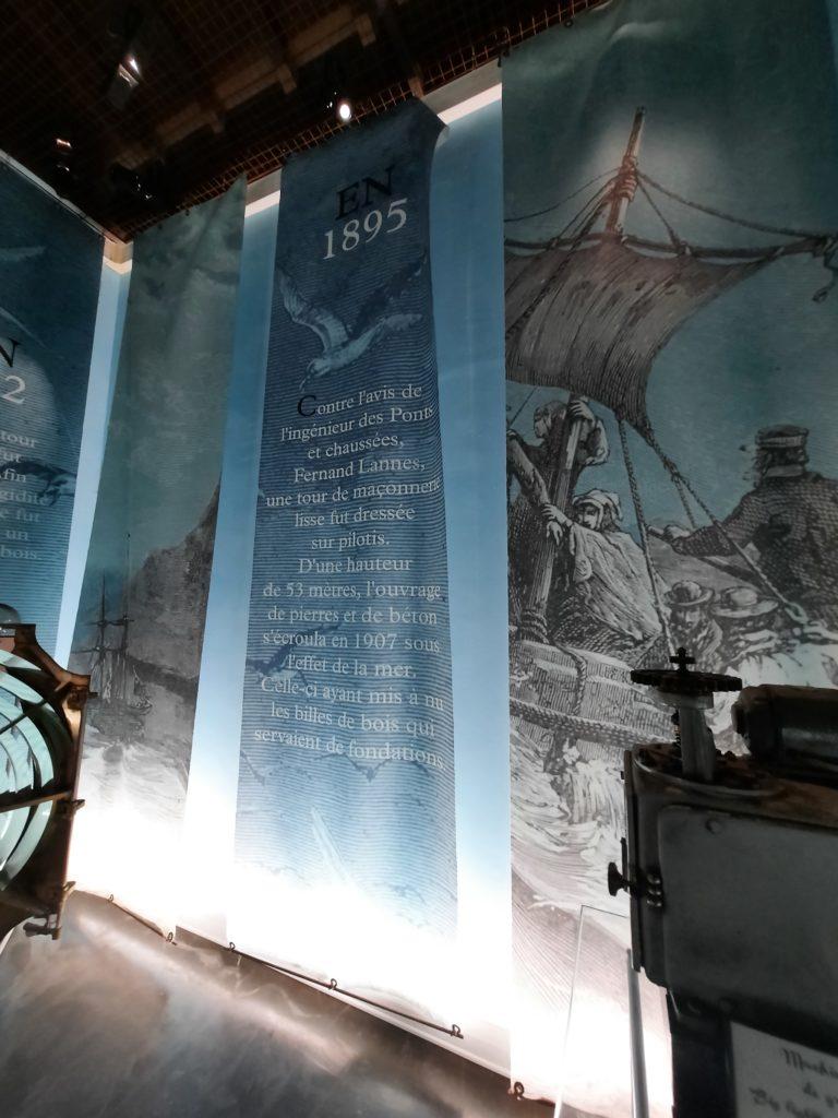 Musée du phare de la Coubre .